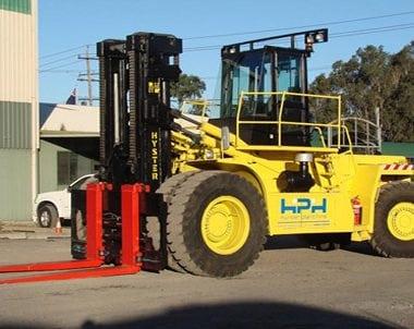 Hyster H800E Forklift